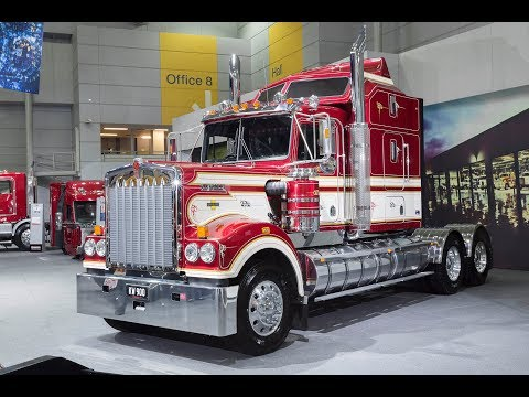KENWORTH LEGEND 900 - Behind the scenes FIRST LOOK