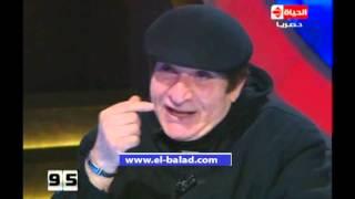 بالفيديو.. لهذا السبب بكى «محيي إسماعيل» على الهواء