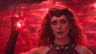 """Wanda Vision"" ushered in the finale, the Scarlet Witch truly awakened!"