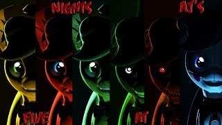 Repeat youtube video Five Nights at Aj's
