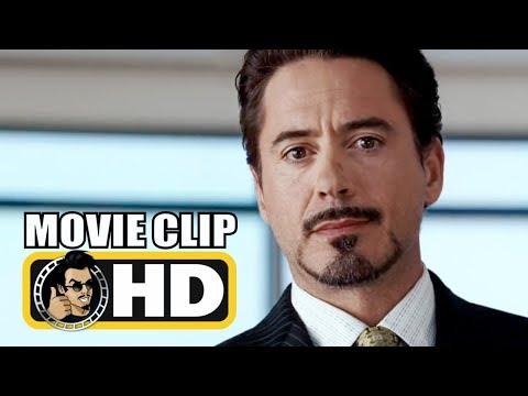 "IRON MAN (2008) Movie Clip - ""I Am Iron Man"" Ending Scene |FULL HD| Robert Downey Jr. Marvel"