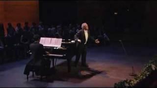 José Carreras sings - Sogno (Tosti) - 2008 (5/19)