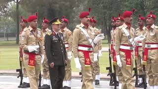 Turkish CGS called on COAS today at GHQ