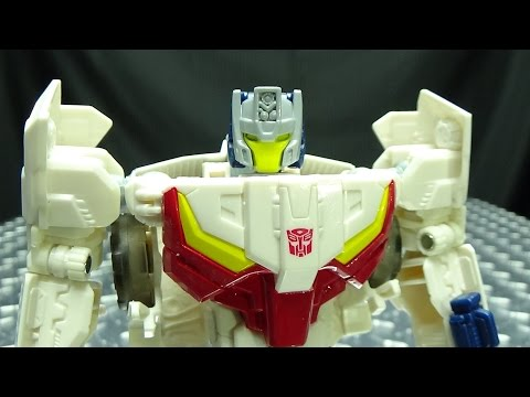 Titans Return Deluxe BREAKAWAY: EmGo's Transformers Reviews N' Stuff