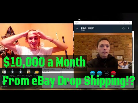 Chat With Established Drop Shipper Paul From Happy Selling Life YouTube Channel About Walmart