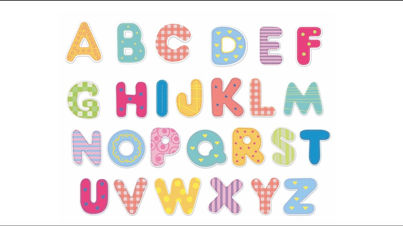 el abecedario en ingles para niños canciones infantiles para