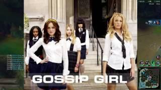 "League of legends - Funny moments - Dansk #2 ""Gossip Girl"""