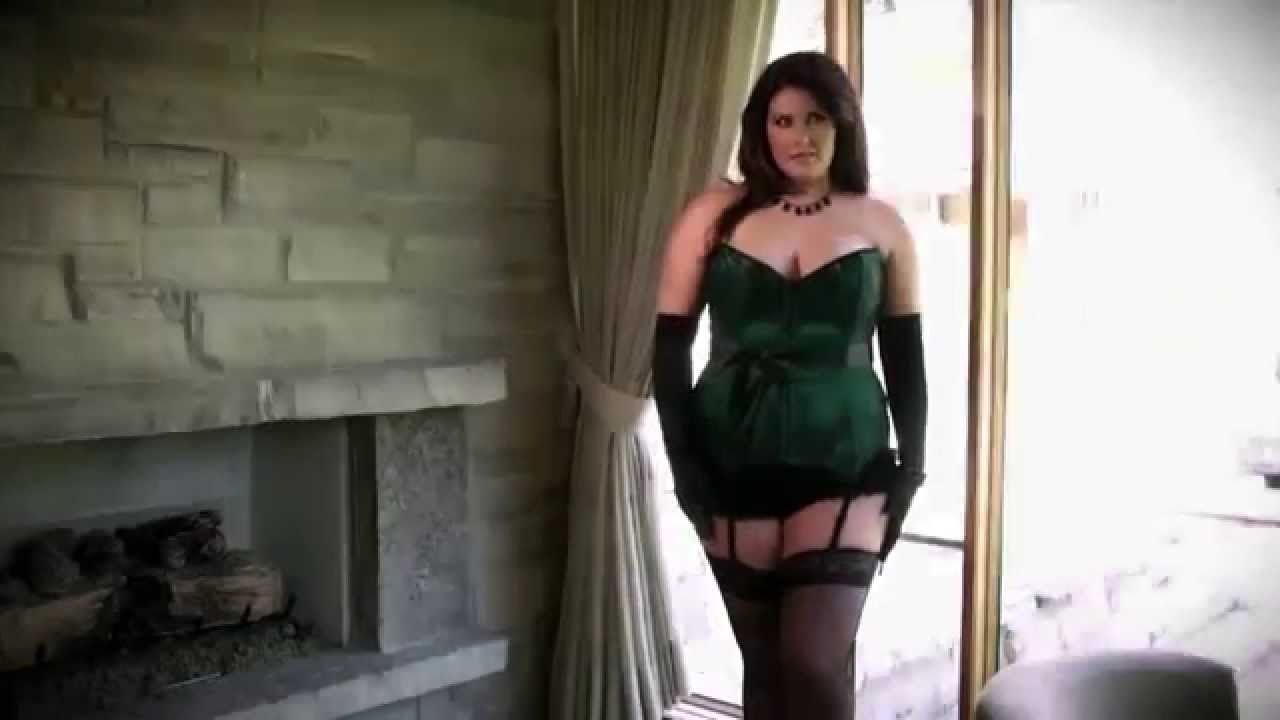 0c868413cb Coquette Fully Boned Plus Size Corset - Style 1063 - YouTube