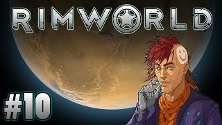 Nude Pirates (Rimworld Gameplay | Part 10)