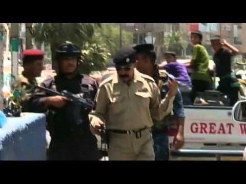 Jihadists Seize Iraq Town, US to Evacuate Embassy