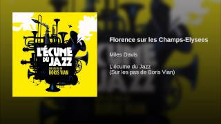 Florence sur les Champs-Elysees