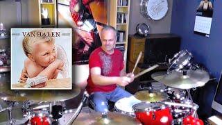 Jump - Van Halen - Drum Cover By Domenic Nardone