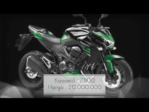8 Motor Sport Naked Bike 800cc Terbaik 2017