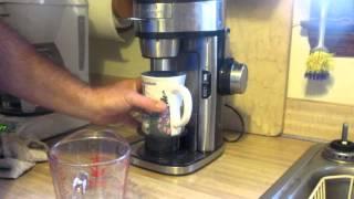 Hamilton Beach The Scoop coffee maker 16 oz. cup of coffee
