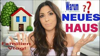 Warum ein neues HAUS bauen? VERLOSUNG | Familien Vlog |MAYRA JOANN
