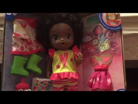 baby-alive-so-many-styles-african-american-unboxing!-she-has-a-name