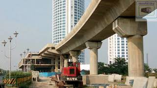 Kolkata Metro New Garia-Airport Line 6 || Titumir - Sector 5 || MetroRail Blog
