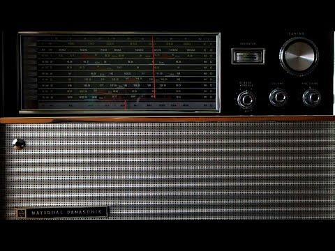 National Panasonic RF-5000C - 5960 kHz - China Radio International