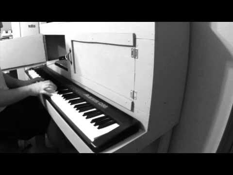 Original Piano Composition - Ètude in D Minor