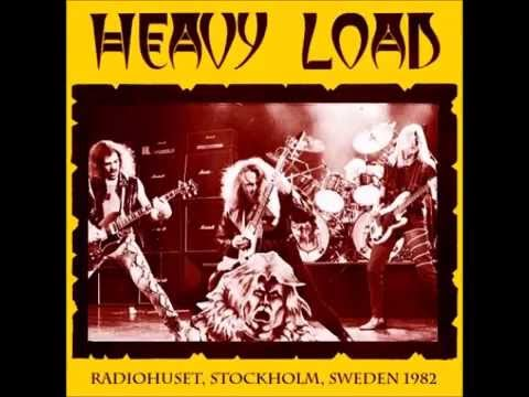 Heavy Load - Radiohuset, Stockholm, Sweden 1982 (Full Set)