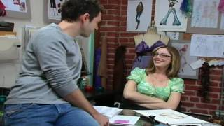 It's Always Sunny in Philadelphia - Dennis try to sell his designs to Fatty Magoo