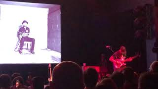Tom Morello- The Ghost of Tom Joad- Emos 12/15/18