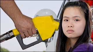 How do Chinese Gas Stations Work?