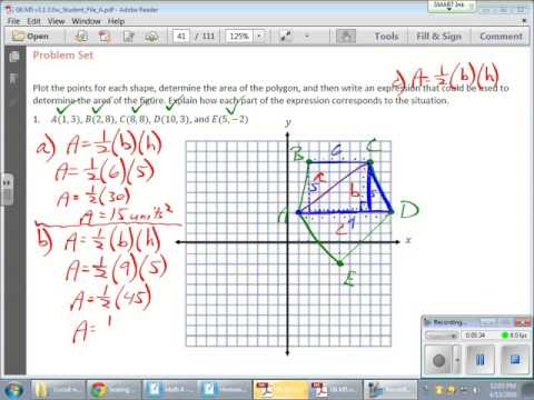 Grade 6 Module 5 Lesson 8