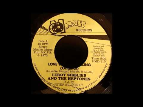 LEROY SIBBLES & THE HEPTONES - Love Without Feeling [1973]