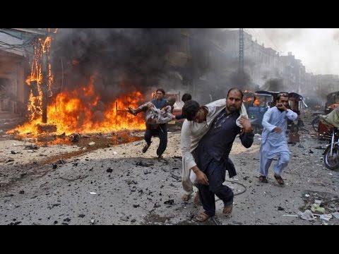 Taliban Kills 69+ In Pakistan Park Bombing