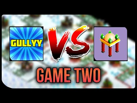 GullYY Vs. Tntmasta Game #2 | The Battle of Polytopia Multiplayer Gameplay |