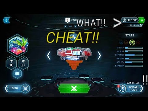 BEYBLADE BURST APP BEY COINS CHEAT AND MORE!!!!