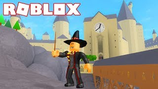 Roblox → The INCREDIBLE SIMULATOR OF HARRY POTTER!! -Wizardry II 🎮