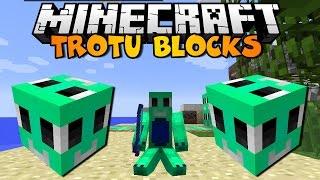 Minecraft: TROTU BLOCKS | Lucky Blocks Mod