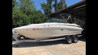 2012 Sea Ray 240 Sundeck for S…