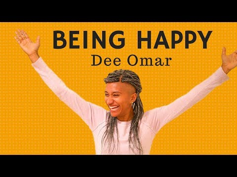 '5 Steps to being happy' with Dee Omar | Personal Growth Talks
