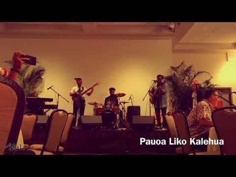 Pauoa Ka Liko Kalehua LIVE Video @ Hawaii International Film Festival (HIFF) Kuleana Movie Premier