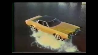 December 13, 1971 commercials