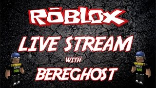 Roblox Livestream Sunday July 13th at Noon Mountain time