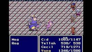 Final Fantasy IV Playthrough (37) The Magus Sisters