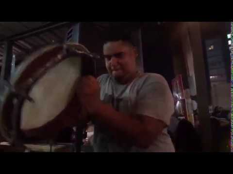 Compartir De Plena Band At La Terraza De Bonanza In Santurce Puerto Rico
