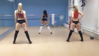 Профессиональный twerk (тверк)/Booty Dance