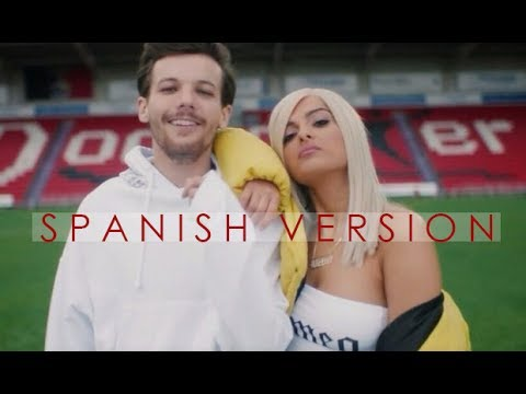 Louis Tomlinson - Back To You (ft. Bebe Rexha & DFA) [Spanish Version] - Cover