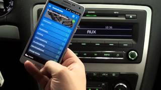 Activeer de originele bluetooth in de Skoda (hands-free & muziek streaming)