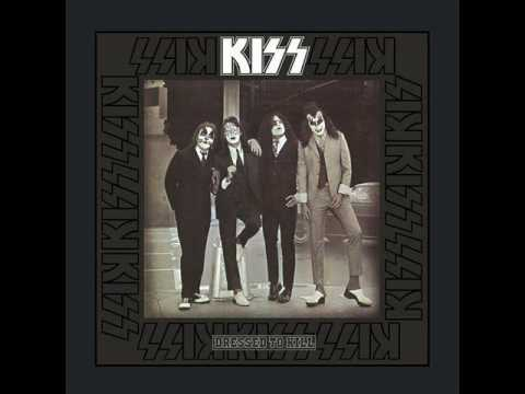 KISS - Rock Bottom (W/ Lyrics)