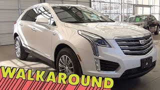Quick Look - 2018 CADILLAC XT5 AWD LUXURY Model