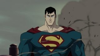First official SUPERMAN: UNBOUND clip arrives from Warner Bros.