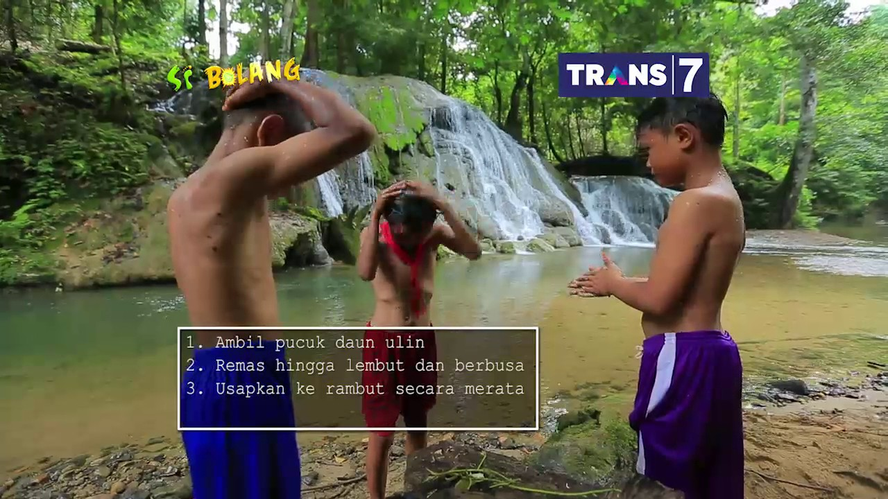"""Si Bolang - """"TIPS ALAMI MENGHITAMKAN RAMBUT"""""""