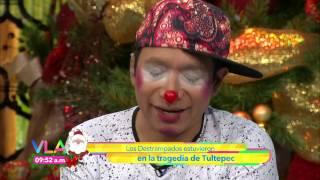 De la risa al llanto. Así fue como vivieron Los Destrampados la explosión en San Pablito, Tultepec.