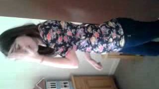 Kayleigh being mental as usual
